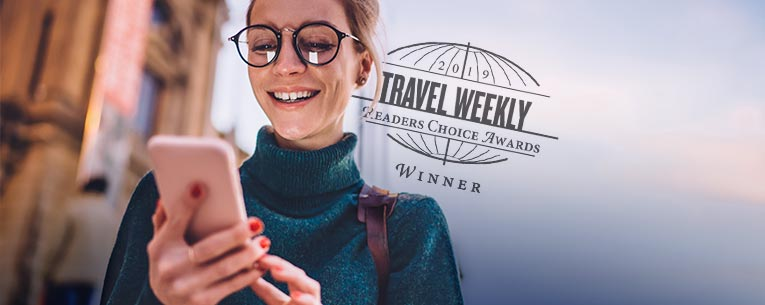 Allianz - Travel Weekly Awards 2019